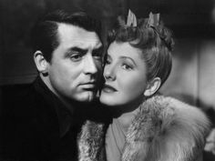 Jean Arthur (with Cary Grant), The Talk of the Town, 1942 - Love her voice!