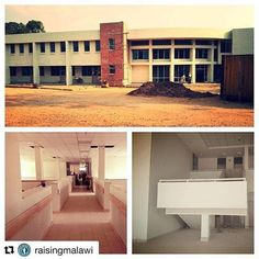 """""""Putting the finishing touches on the Mercy James Pediatric Surgery Hospital in Malawi!! Thanks to everyone for your support so far!! Totally AWESOME!! 😂🎉Now we have to fill it with Equipment, Surgeons, Medical Personal and create an endowment for the years to come. Thats what the fund raiser in Art Basel is all about! 🎨🎨🎨!! 🎈Tears.Of A Clown!🎈 insert clown emogi! 😂🎉🎉🎉🎉🎉🎉"""" -Madonna"""