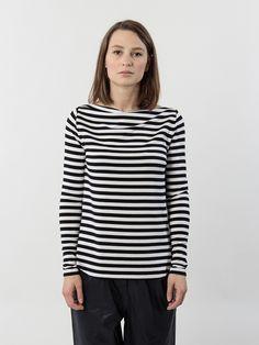 Stylein PS17 Canvas Striped White