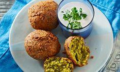 Falafel – köstlicher Rezeptklassiker aus Kichererbsen