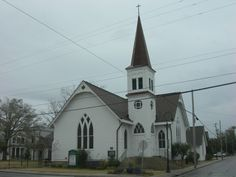 8. Main Street United Methodist Church, Bay St. Louis, MS