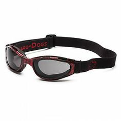 eb8177d23fe3a Guard Dogs Flexor II Red Clear And Smoke