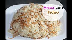 Arroz con fideos (receta Dominicana) | Otra rica receta Dominicana de arroz con fideos. Diferente y facil de hacer!