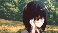 Hottest Anime Girls With an Eyepatch Mei Misaki from Another Loli Kawaii, Kawaii Anime Girl, Anime Girls, Manga Art, Manga Anime, Anime Art, Fairytail, Misty Pokemon, Another Misaki Mei