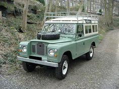 Santana Land Rover 88