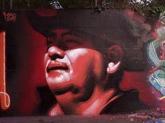 Les incroyables graffiti de Miles MacGregor