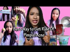 How to get rid of pimple?  Best Home Remedies for Acne  Fashion Everyday - YouTube Home Remedies For Skin, Acne Remedies, Pimple Solution, Beauty Care Routine, How To Get Rid Of Pimples, Welcome To My Page, My Beautiful Friend, Beauty Photos