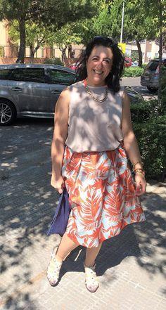 El Rincón de la Creación: Mi falda lady