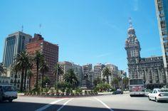 Montevideo, the Capital of Uruguay.