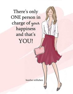 Remember YOU are the BOSS of your own happiness ! Sex Quotes, Girly Quotes, Beauty Quotes, Qoutes, Uplifting Quotes, Inspirational Quotes, Motivational Quotes, Rose Hill Designs, Notting Hill Quotes