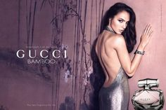 Gal Gadot for Gucci Bamboo