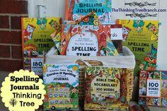 Thinking Tree Spelling Journals