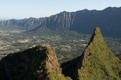 Oahu hiking