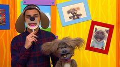 Need a quick and easy fancy dress idea or a simple craft activity to entertain the kids? Try making this Hey Duggee mask with Ben and Dodge from CBeebies. Second Birthday Ideas, Make Your Own, How To Make, Craft Activities, Fancy Dress, Dodge, Easy Crafts, Twins, Simple