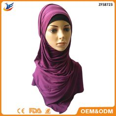 Check out this product on Alibaba.com App:2016 multi color plain women muslim cotton hijab render turban scarf https://m.alibaba.com/famuaq