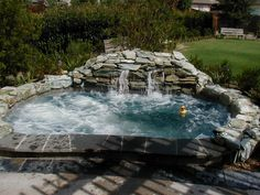 In Ground Hot Tub Installation | Welcome to Wayray: The Ultimate Outdoor Experience - Photo Gallery
