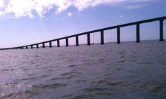 Dauphin Island Bridge - Mobile Bay, AL