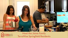 TerraWise Homes Jaime Family Interview Video