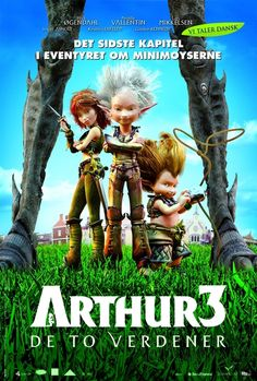 Watch->> Arthur 3: The War of the Two Worlds 2010 Full - Movie Online