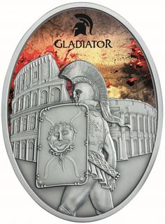 AgAuNEWS – NEW RELEASE: SECOND OF FIJI'S SUPERB GLADIATOR COINS GETS FEMININE…SORTA