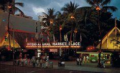 International Market Place Waikiki Beach Oahu Hawaii