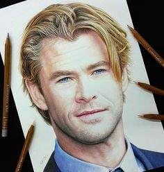 WANT A SHOUTOUT ?   CLICK LINK IN MY PROFILE !!!    Tag  #DRKYSELA   Repost from @sheilargiovanni_artes   Painting with finished crayons ... Chris Hemsworth  !!!! . . . . . . . . . . . #chrishemsworth  #duende_arts_help #theartlovers #pencilart #dibujosasombrosos #draw  #artistic_nation #ArtHomePage #art_empire #drawing #art_spotlight #artsanity #creativempire #artistmafia #proartists #artistinspired #art_conquest #theartistmotive #pencildrawing #drawingoftheday #bluelabelart #tattoos via…