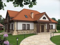 Two Family House Project House Of The Manor Character And Traditional Style