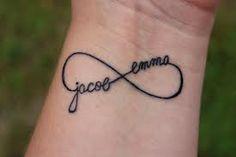 kids name tattoo for women