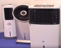 Climatizador evaporativo portatil