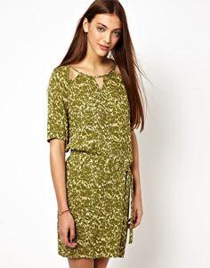 Selected Landrina Dress In Print