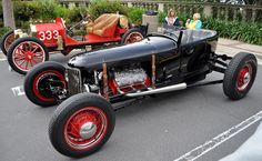 Just a car guy : The Drissi 1927 hot rod Model T