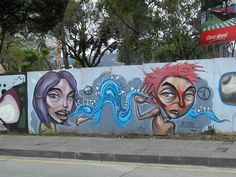 CUENCA ECUADOR, street art, graffiti