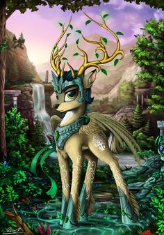 Prince Vernalis (Gift) by Yakovlev-vad.deviantart.com on @deviantART