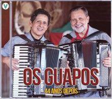 CD - Os Guapos 44 Anos Depois