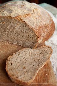 la cucina di mamma: Pane alla farina multicereali con lievito naturale