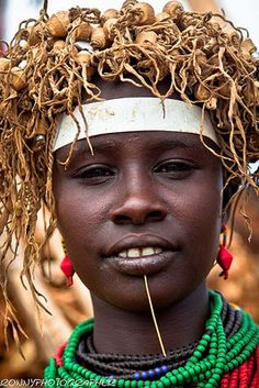 Africa The Largest Continent on Earth: Dassanech Tribe