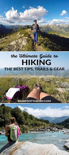 Plan an epic day on the trail with our ultimate hiking guide, including our favorite trails, tips, gear & all of our most popular blog posts.