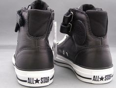 all star double pull buckle chuck taylor high tops