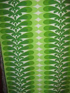 STUNNING PAIR OF 1970S LONG PANELED VINTAGE GEOMETRIC CURTAINS, | eBay  £85.00. Green