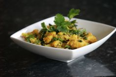 NEPALI FOOD - ALU KO AACHAR (FRIED)
