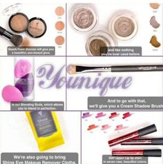 Younique New products ! #Younique #lips #face #makeup #eyes