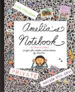 "WritingFix: a 6-Trait Writing Lesson that uses Amelia's Notebook by Marissa Moss-- ""A Fierce Wondering Story"" I used Amelia's Notebook this year and am interested in using some of these ideas to use the book, not just to introduce Writer's Notebooks, but also to get students writing with imagination and illustrating their ideas!"