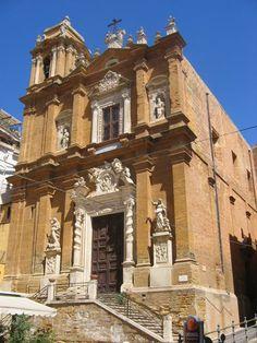 Agrigento, Sicily #agrigento