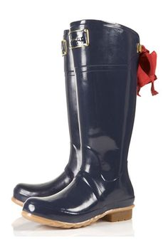 Wicked rain boots to keep your spirits dry this season