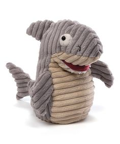 Love this Shooter Shark Plush Toy on #zulily! #zulilyfinds