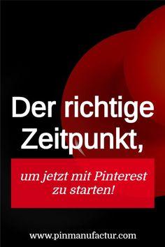 Nicht irgendwann, jetzt sollte man mit Pinterest starten. Mehr Umsatz, mehr Traffic, mehr Leser, mehr Kunden. North Face Logo, The North Face, Im Online, Entrepreneurship, Online Business, Marketing, Female, Easy, One Day