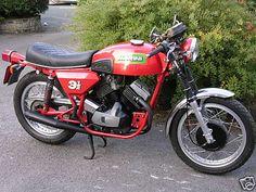1979 Moto Morini 350 Sport
