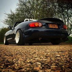 "topmiata: ""@dannyjacklovley | #TopMiata #mazda #miata #mx5 #eunos #roadster #turbomx5 #turbocharged #turbomiata"""