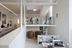 The Renovation And Extension Of An 18th Century House To Include An Office