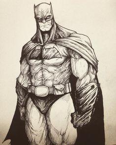 Batman by PawcioKy.deviantart.com on @DeviantArt